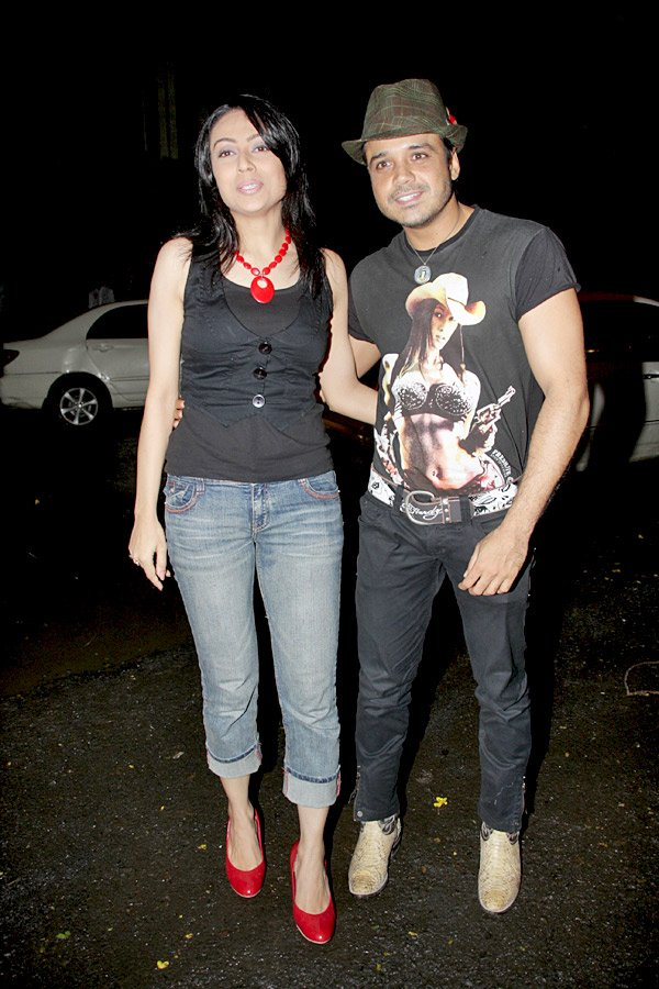 Soap Queen Ekta Kapoor's Birth Day Bash