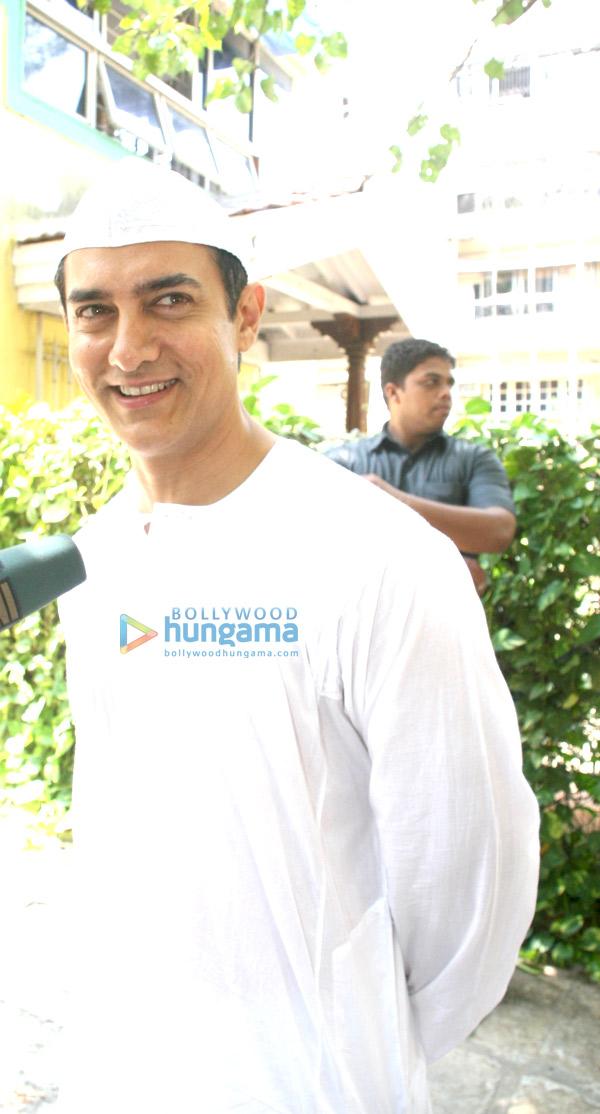 still5 - Imran & Aamir Khan Celebrates Eid ul-Fitr