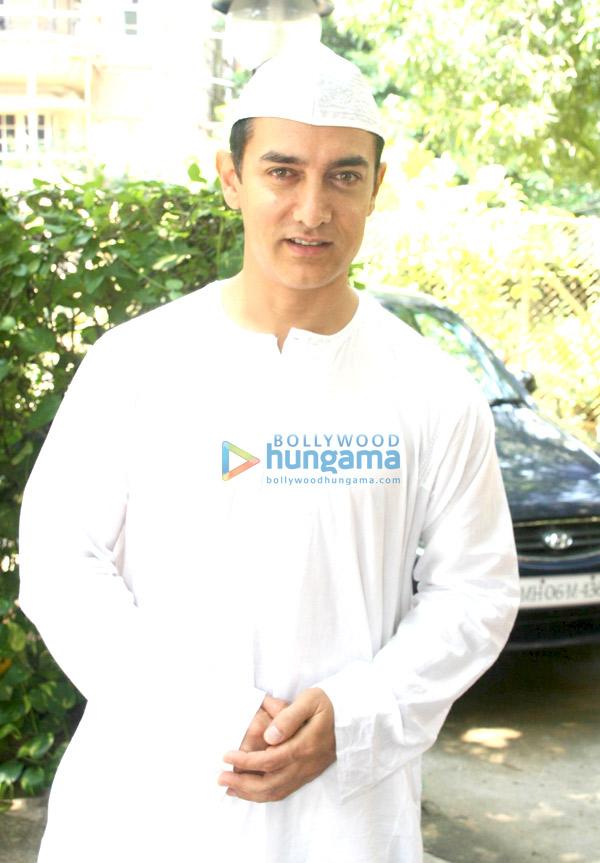 still8 - Imran & Aamir Khan Celebrates Eid ul-Fitr