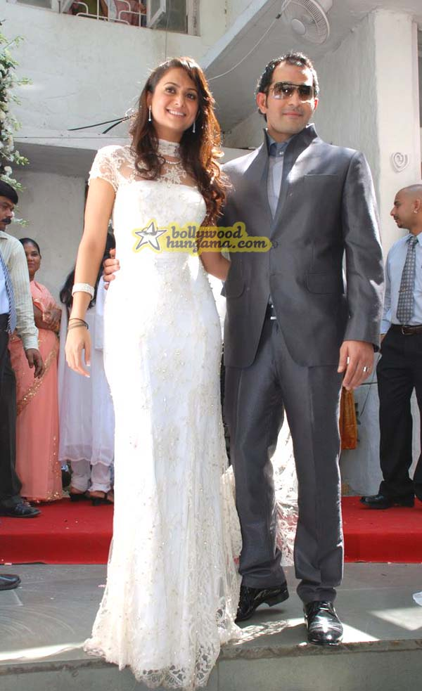 still2 - Amrita Arora's wedding (Christian wedding)