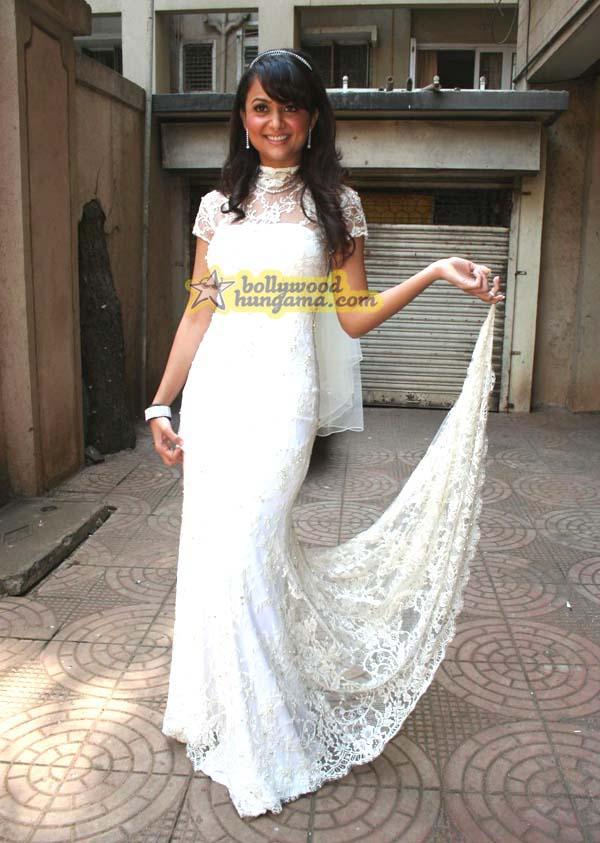 still35 - Amrita Arora's wedding (Christian wedding)
