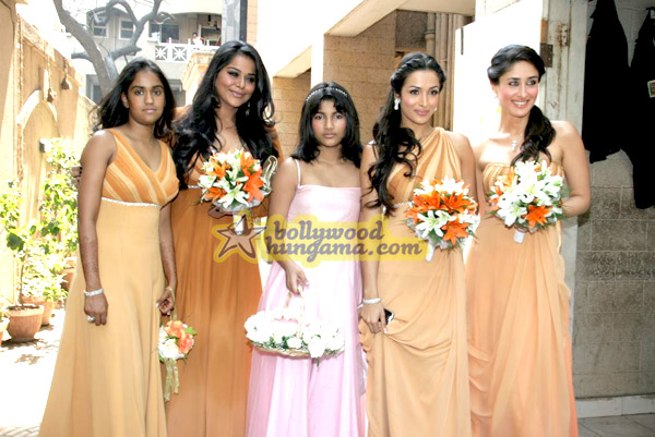 still36 - Amrita Arora's wedding (Christian wedding)