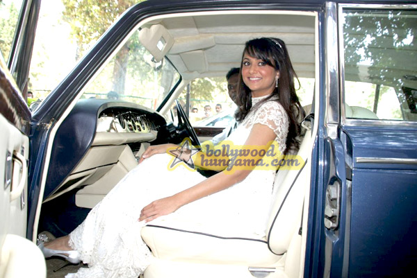 still51 - Amrita Arora's wedding (Christian wedding)