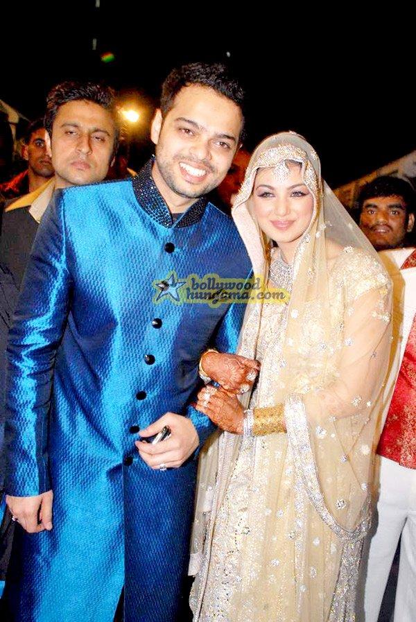 still1 - Ayesha Takia and Farhan Azmi's wedding reception