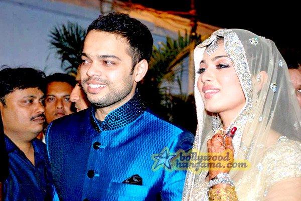 still3 - Ayesha Takia and Farhan Azmi's wedding reception