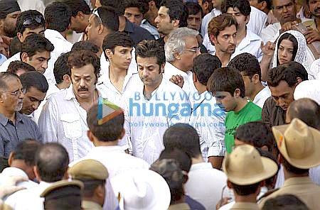 Les Funérailles de Feroz Khan... - Le blog de Bollywood India!