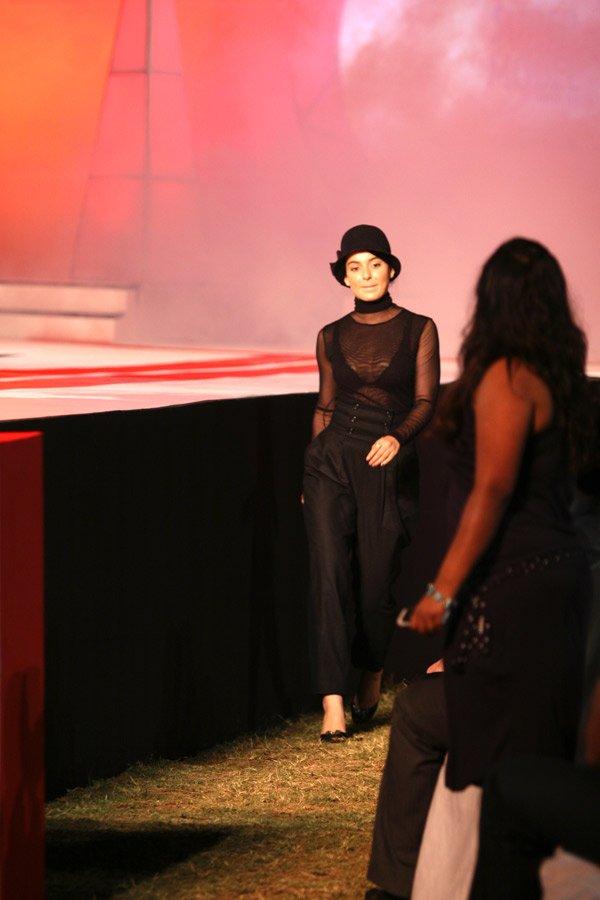 still8 - Kangna Ranaut at the finale of Ford Models'