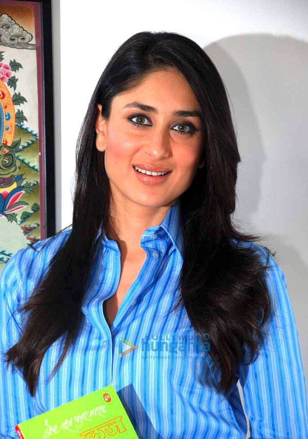 Kareena kapoor looks gorgeous at a recent Book launch
