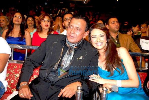 Mithun Chakraborty, Saumya Tandon