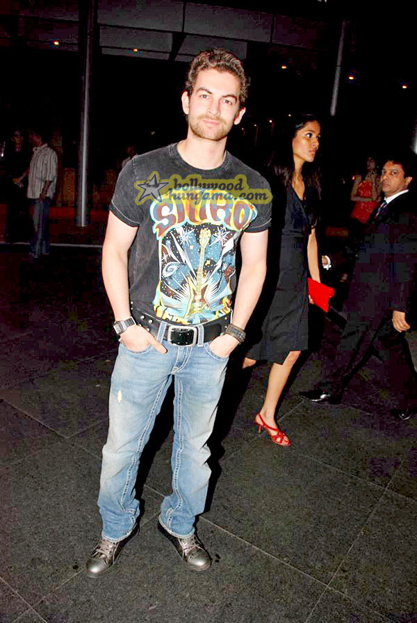 still5 - Preity nd Neil at Gitanjali Luxury Style Fest in