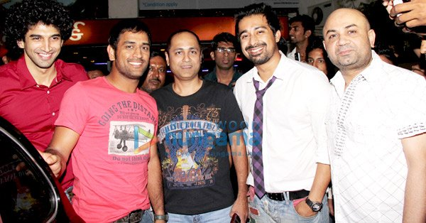 still1 Action Replayy special screening for Indian Cricket team bollywood gallery