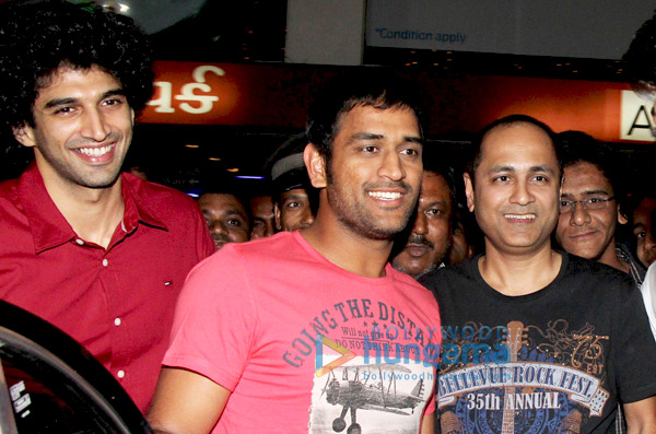 still5 Action Replayy special screening for Indian Cricket team bollywood gallery