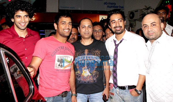 still6 Action Replayy special screening for Indian Cricket team bollywood gallery