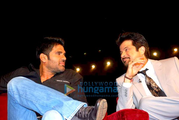 still1 Anil Kapoor, Suniel Shetty and Sonu Sood at Comedy Circus bollywood gallery 