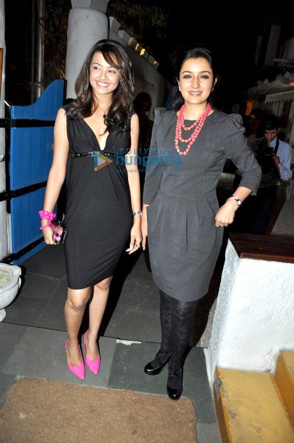 Surveen Chawla, Tisca Chopra