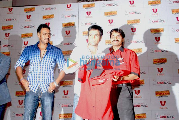Ajay Devgn and Emraan Hashmi promote 'Once Upon A Time In ...