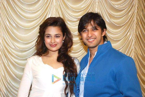 Vatsal Sheth Girlfriend Yuvika and vatsal sheth at hum