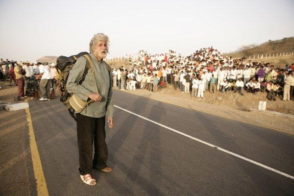Johnny Mastana, Amitabh Bachchan,Dia Mirza,Sarika,Jimmy Shergill,