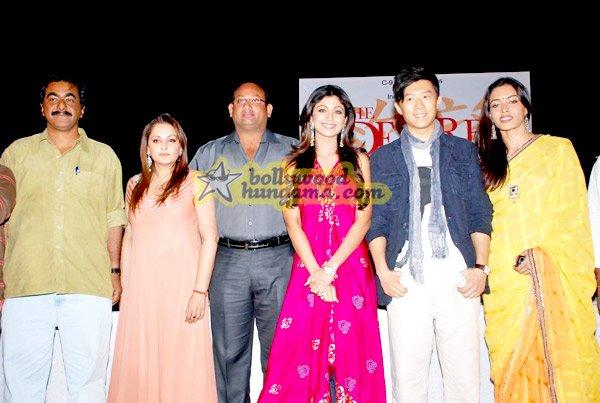 The Desire, Shilpa Shetty,Jaya Prada,Anupam Kher,Sheetal Menon,Nakul Vaid,Sachin Khedekar,