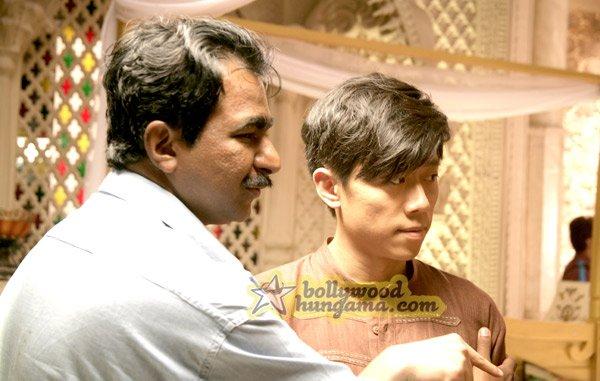 Shilpa Shetty - The Desire - Movie Stills + on Set