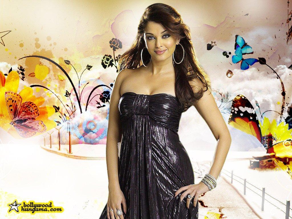 sexy aishwarya rai wallpaper