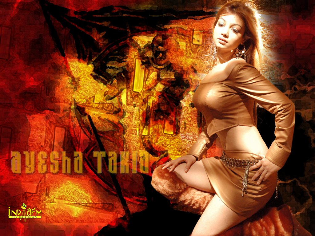 Ayesha Takia Hot Wallpapers Collection - CURRENTBLIPS