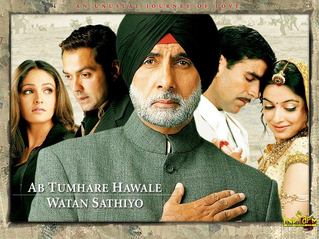 Ab Tumhare Hawale Watan Saathiyo (2004) Full Movie