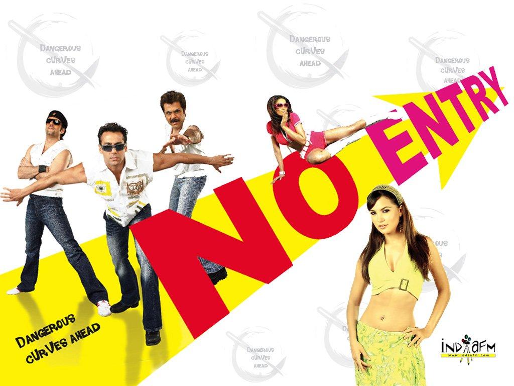 NO Entry (movie)