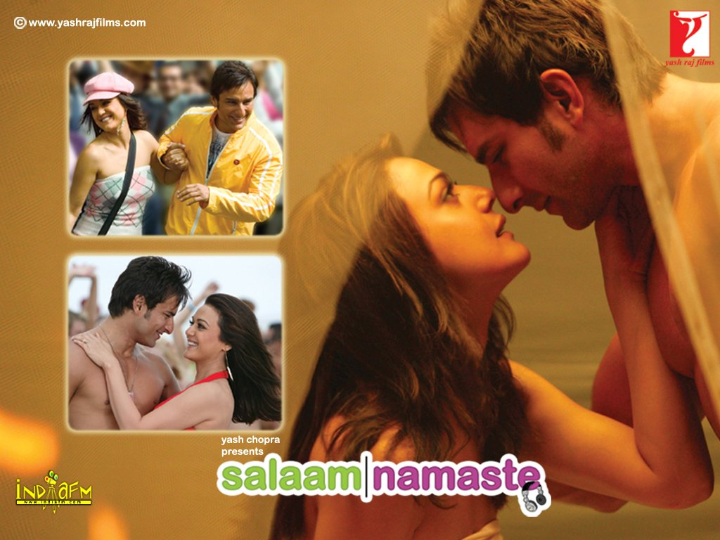 Salaam Namaste 2005 mp3 download