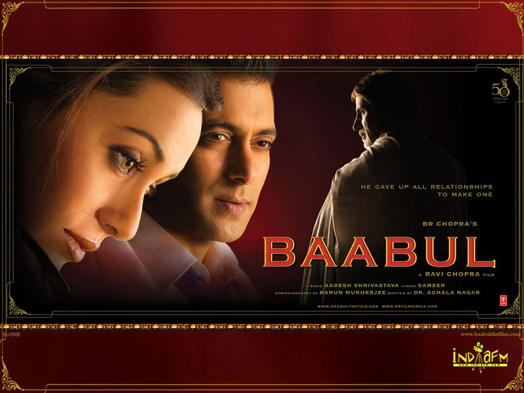 Baabul Hindi Movie