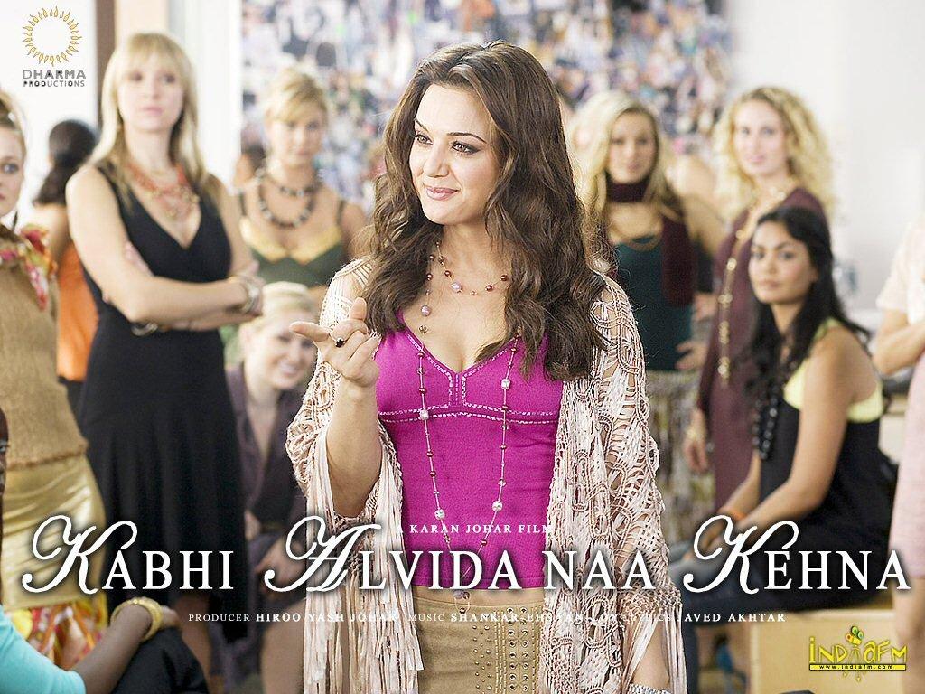 Imagenes de la pelicula Kabhi Alvida Naa Kehna Still43