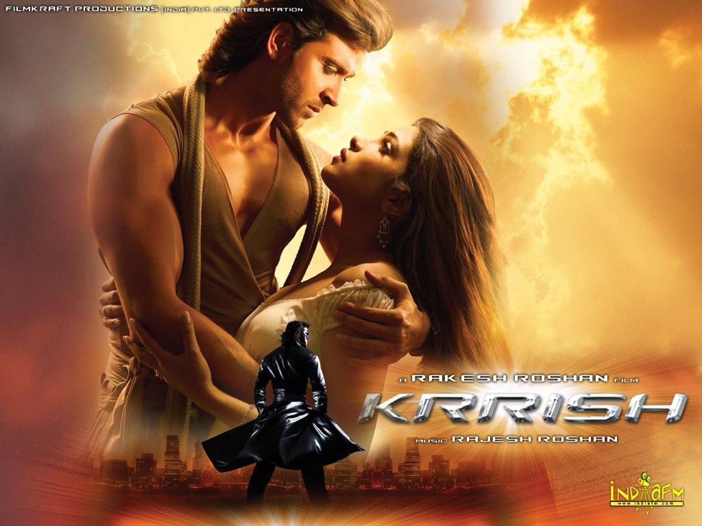 krrish wallpapers - movie hrithik roshan