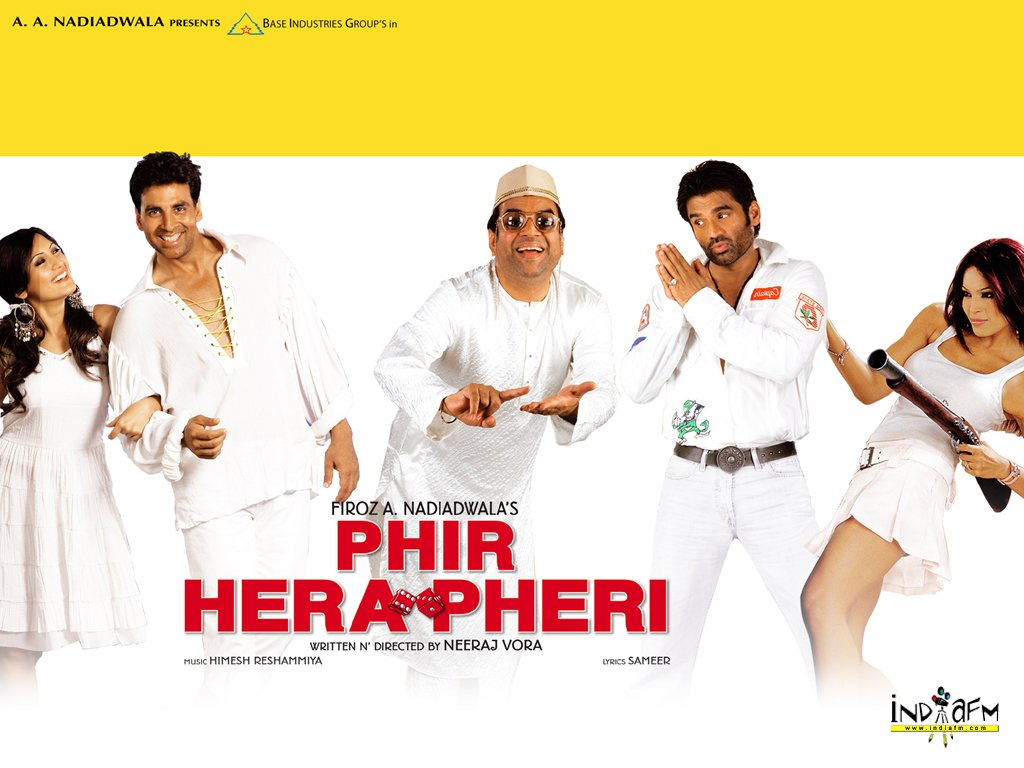 Phir Hera Pheri 2006 MP3 Download