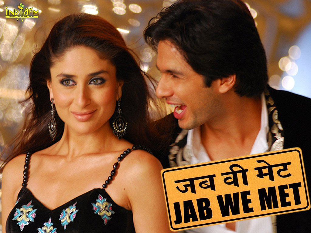 Ranking 10  Jab We Met Movie Poster