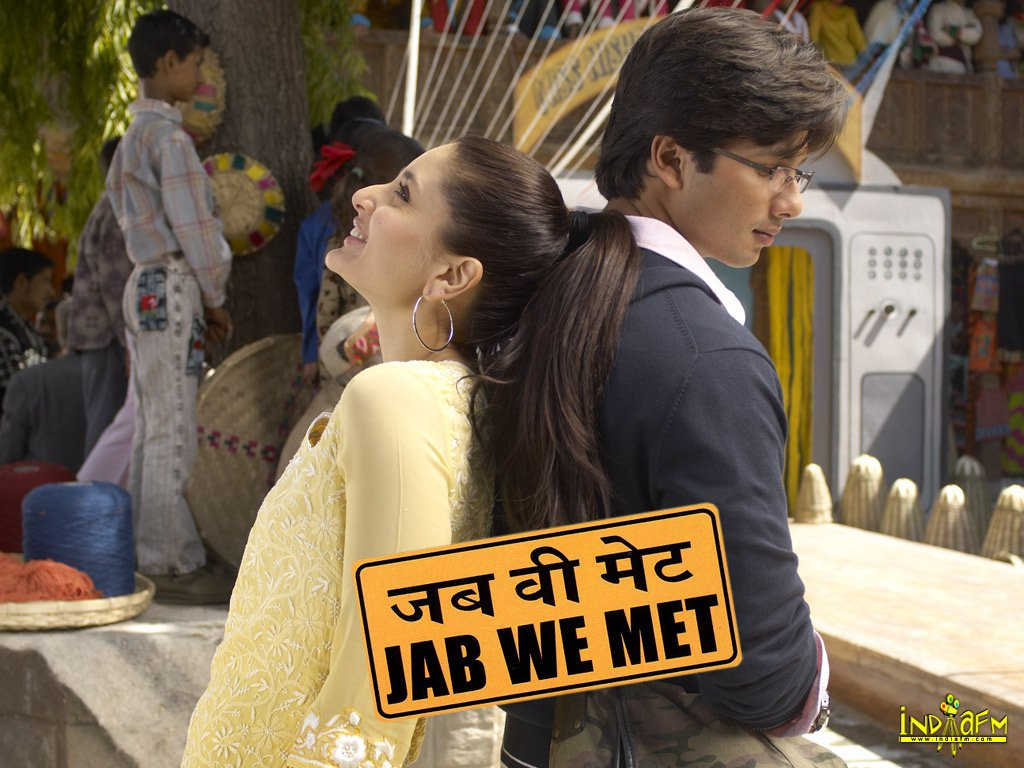 Movie Jab    We Met   Jab We Met Movie Poster