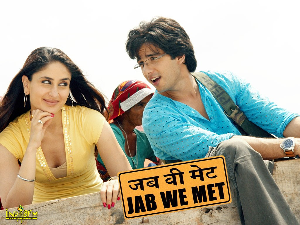 Jab we met hindi movie  Jab We Met Movie Poster