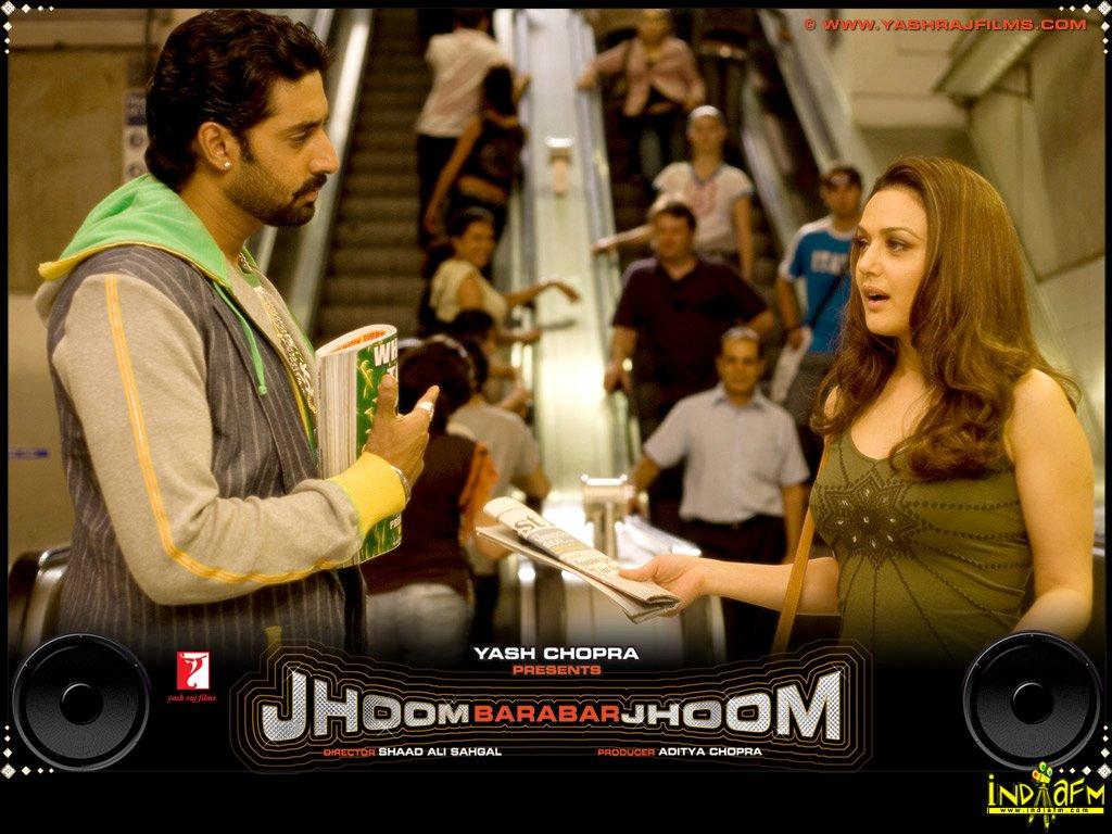 Imagenes de la pelicula Jhoom Barabar Jhoom Still11