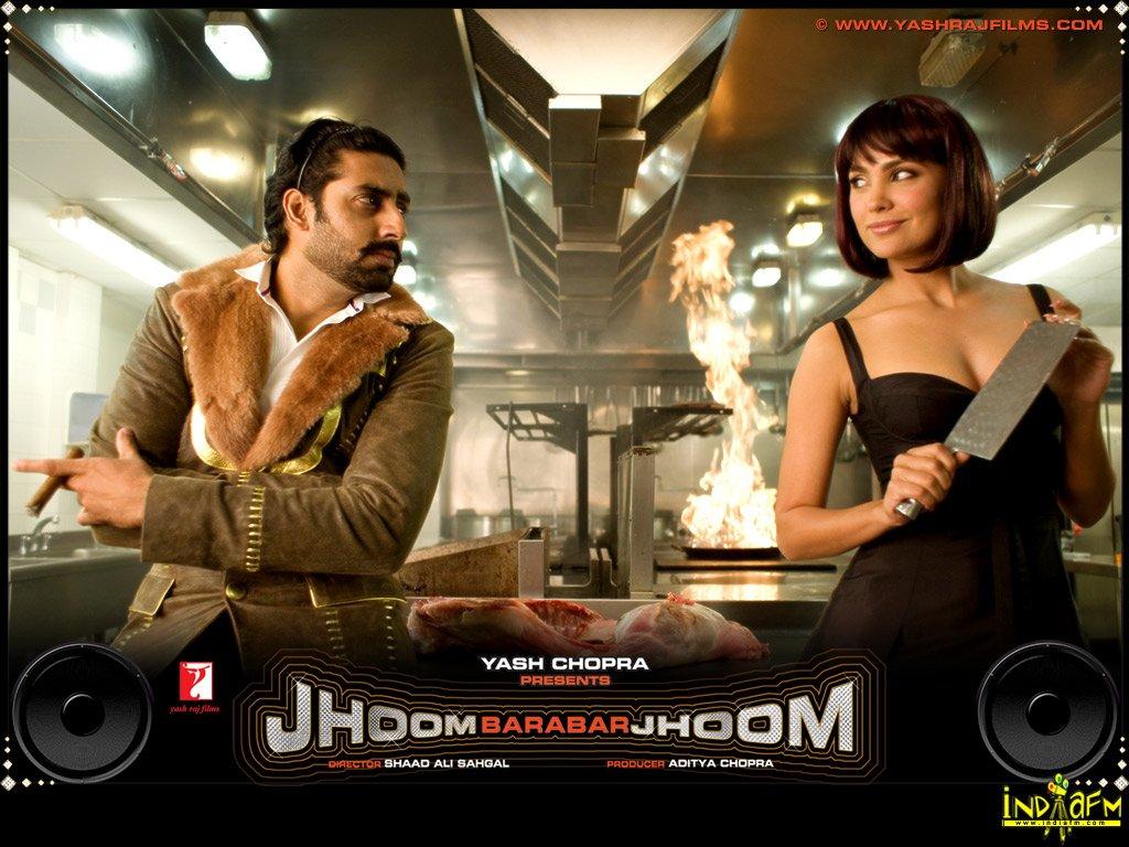 Imagenes de la pelicula Jhoom Barabar Jhoom Still13
