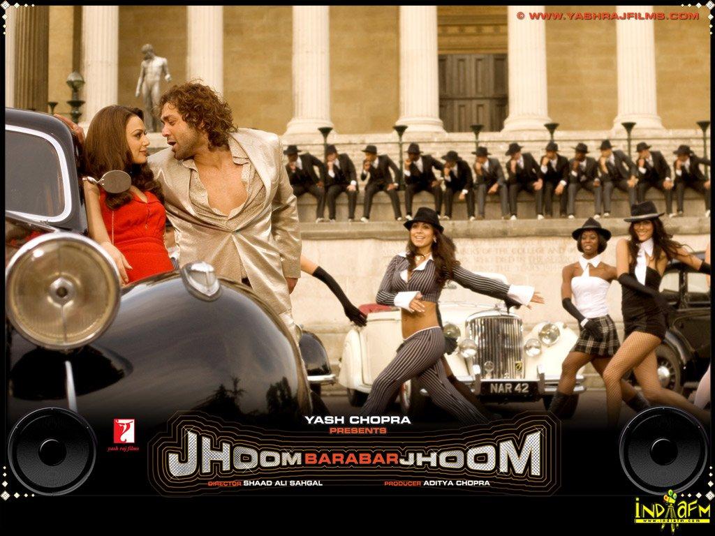 Imagenes de la pelicula Jhoom Barabar Jhoom Still17