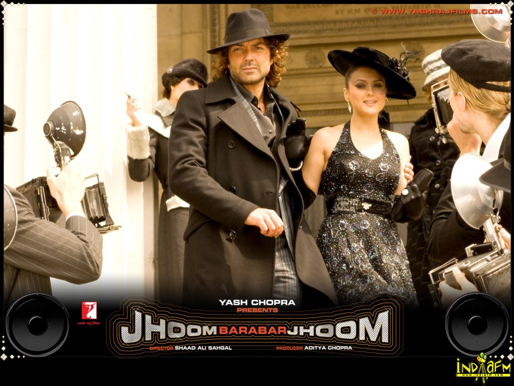 Imagenes de la pelicula Jhoom Barabar Jhoom Still25