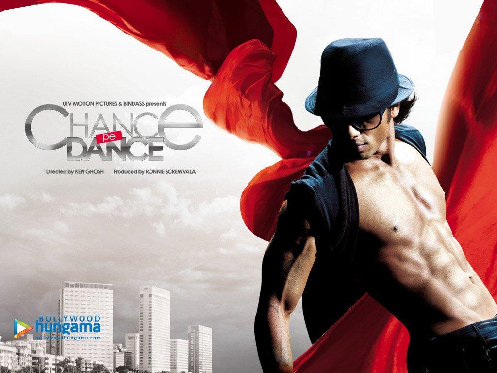 Chance pe Dance Poster Hai Mera Chance pe Dance