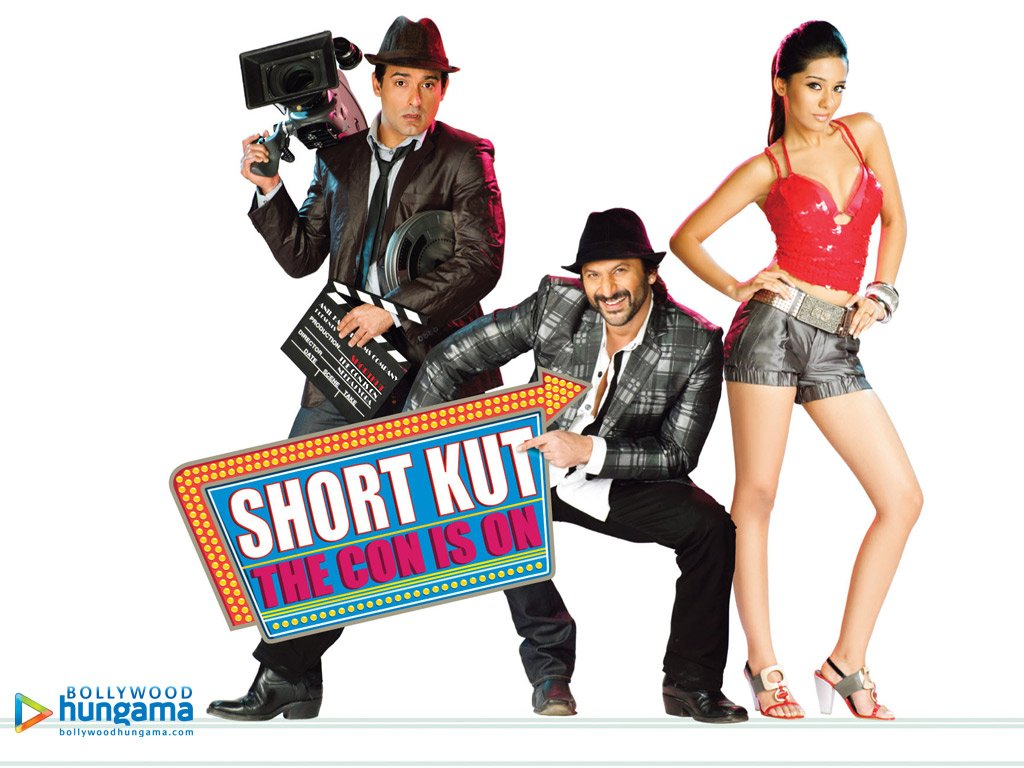 Download Short Kut - The Con Is On Hindi Mobile Movie