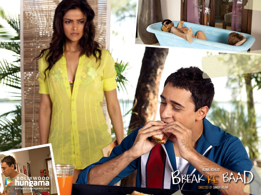 random bollywood blog: song of the day - ajab lehar (break ke baad)