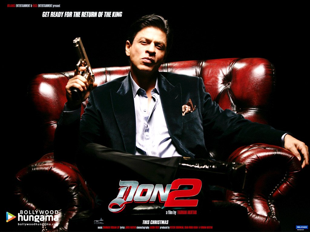 Don 2 (2011) Theatrical Trailer NEW