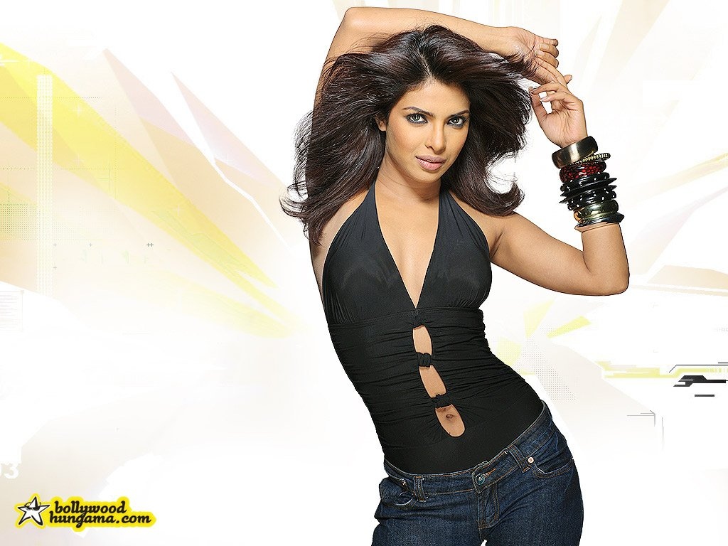 Priyanka Chopra - Very Sexy Wallpaper/Picture...