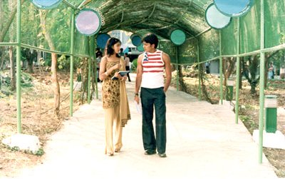 "Genelia's Hindi Movie ""Tujhe Meri Kasam"" Still11"