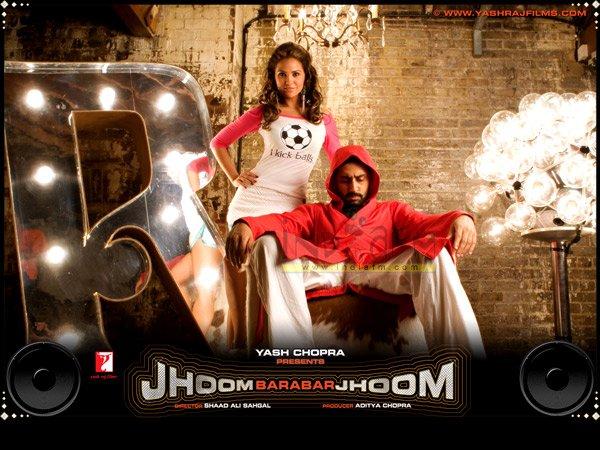 Jhoom Barabar Jhoom, Abhishek Bachchan, Preity Zinta, Bobby Deol, Shruti Seth, Amitabh Bachchan, Lara Dutta,