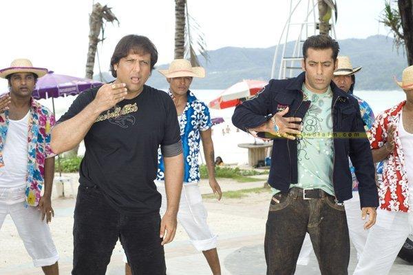 Partner, Govinda, Salman Khan, Katrina Kaif, Lara Dutta, Dilip Tahil, Amey Pandya