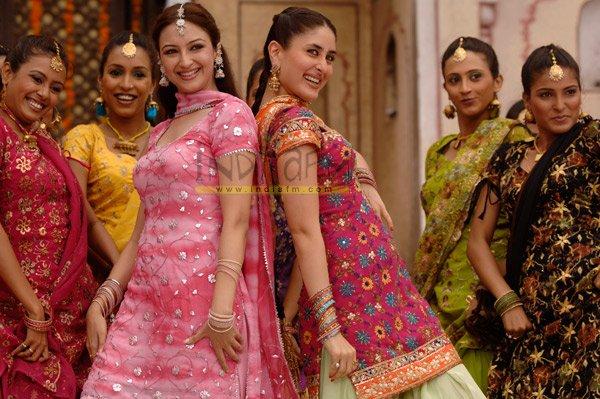 Jab We Met, Kareena Kapoor, Shahid Kapoor, Dara Singh, Kiran Juneja, Saumya Tandon, Pawan Malhotra, Tarun Arora, Kamal Tiwari, Divya Seth, Teddy Maurya,