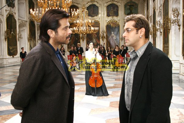 Yuvvraaj, Salman Khan,Anil Kapoor,Katrina Kaif,Zayed Khan,Boman Irani,Mithun Chakraborty,Aushima Sawhney,Subhash Ghai,